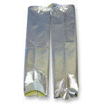 Chicago Protective Apparel Large Aluminized Kevlar Attached Hip Heat-Resistant Chaps - HL777-AKV LG