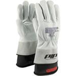 PIP 148-2000 White 9 Grain Goatskin Leather Work Gloves - Keystone Thumb - 11.8 in Length - 148-2000/9