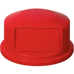 Shipping Supply Brute Red Trash Can - SHP-13998