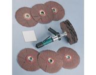 Dynabrade 52061 Dyninger Finishing Tool Basic Versatility Kit