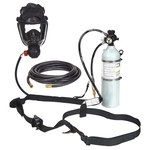 MSA Black Cloth Respiratory Protector - 641817-09186
