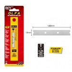OLFA Stainless Steel Straight Scraper Blade - GSB-1S