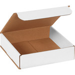 Oyster White Corrugated Mailer - 8 in x 8 in x 2 in - SHP-2567