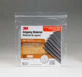 3M TB631 Gray Grip Tape - 6 in Width x 7 in Length - 33 mil Thick - Medium Durability - 98222