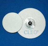 Dynabrade White Disc Quick Change Attachment - 2 in Diameter - 91496