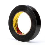 3M Scotch 862 Black Filament Strapping Tape - 24 mm Width x 55 m Length - 4.6 mil Thick - 72059