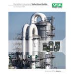 MSA Portable Gas Detector 10125912 - USA