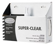 3M Super-Clear 83735-00000 Lens Cleaning Station - 1500 Tissues/Towelettes - 078371-83735