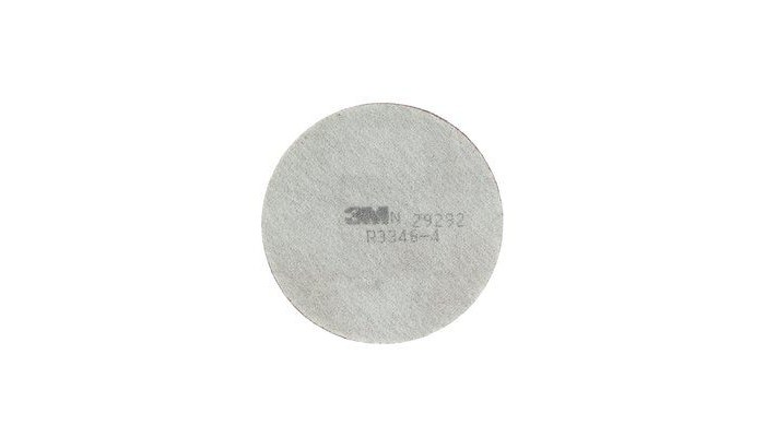 3M Scotch-Brite Hookit PR-HA Hook & Loop Disc 33078, Aluminum Oxide